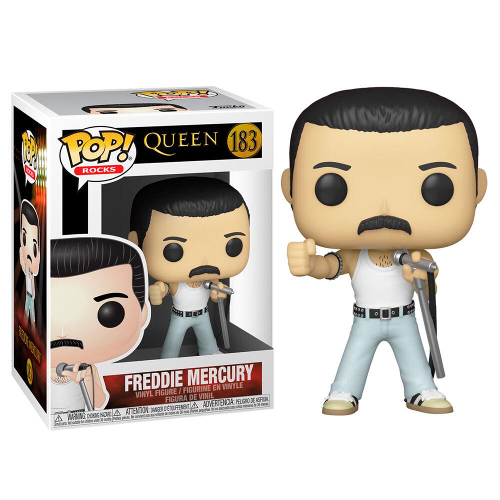 Freddie Mercury Radio Gaga
