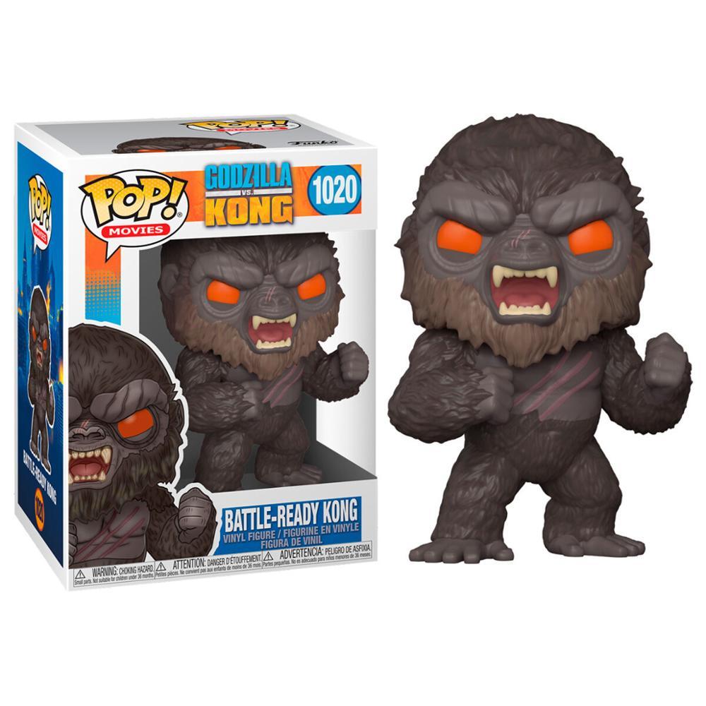 Battle Ready Kong