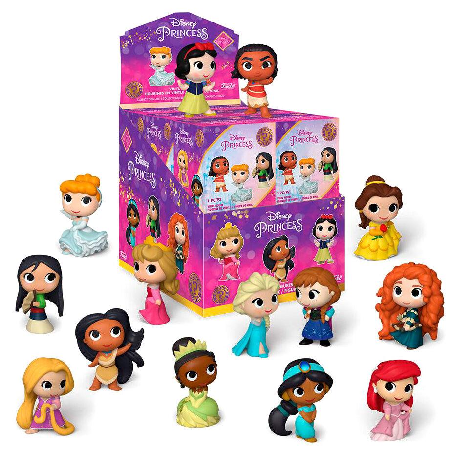 Disney Ultimate Princess Mystery Mini