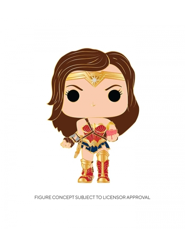 Pin Wonder Woman