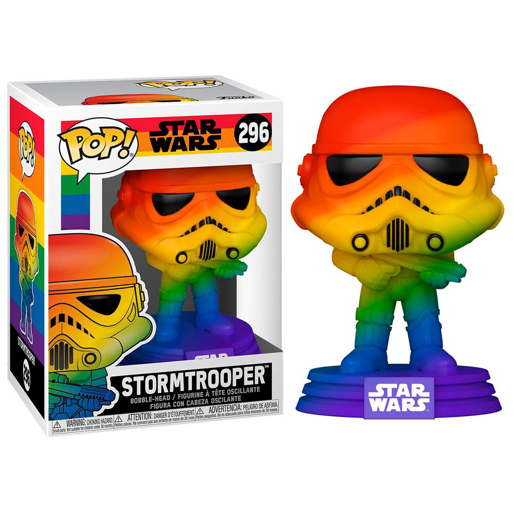 Stormtrooper Rainbow