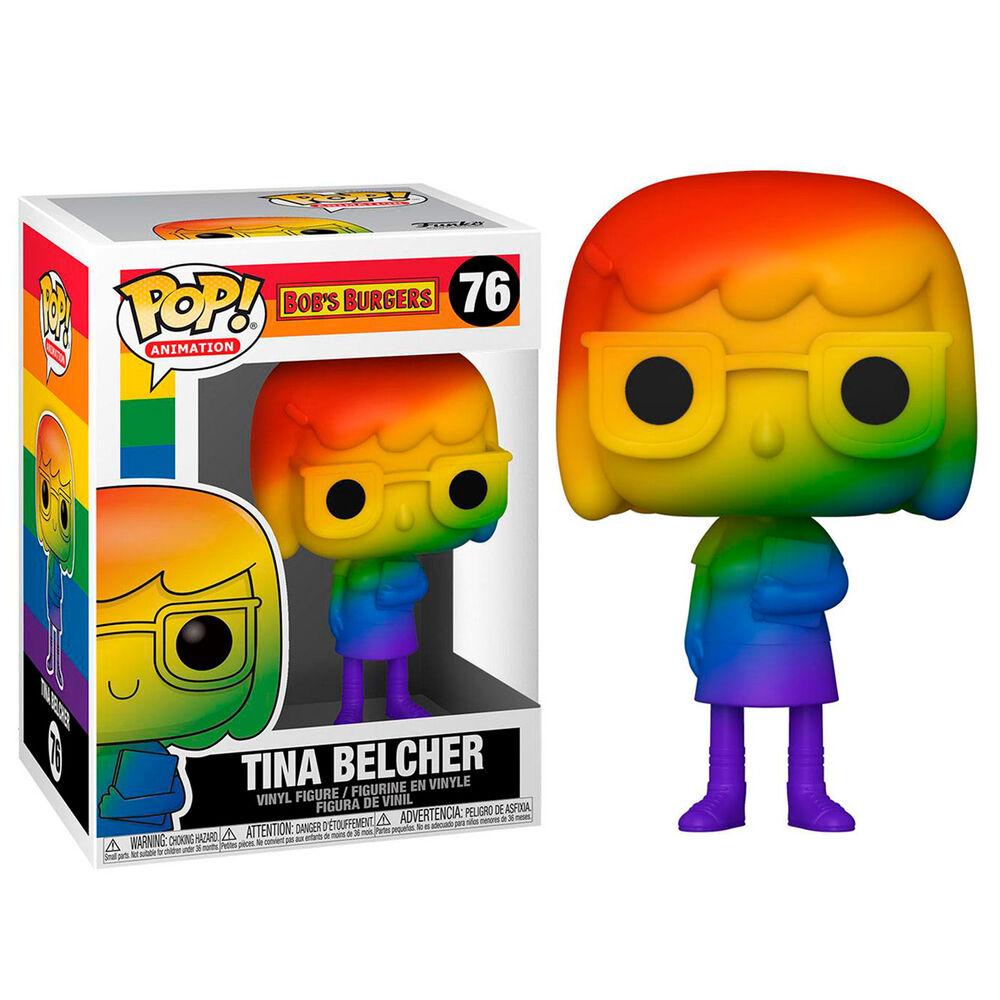 Tina Belcher Rainbow