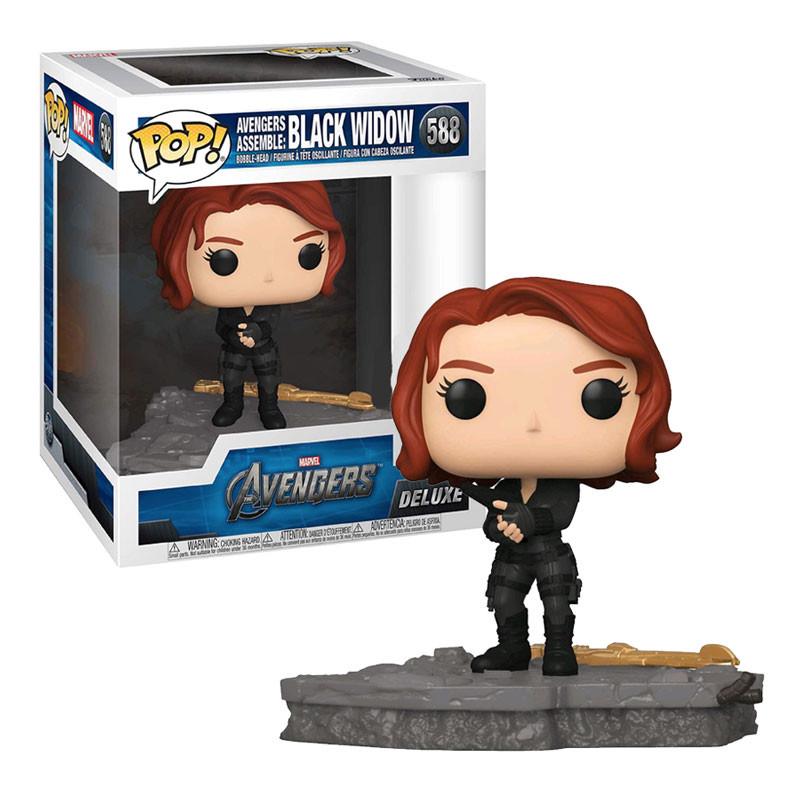 Black Widow Assemble