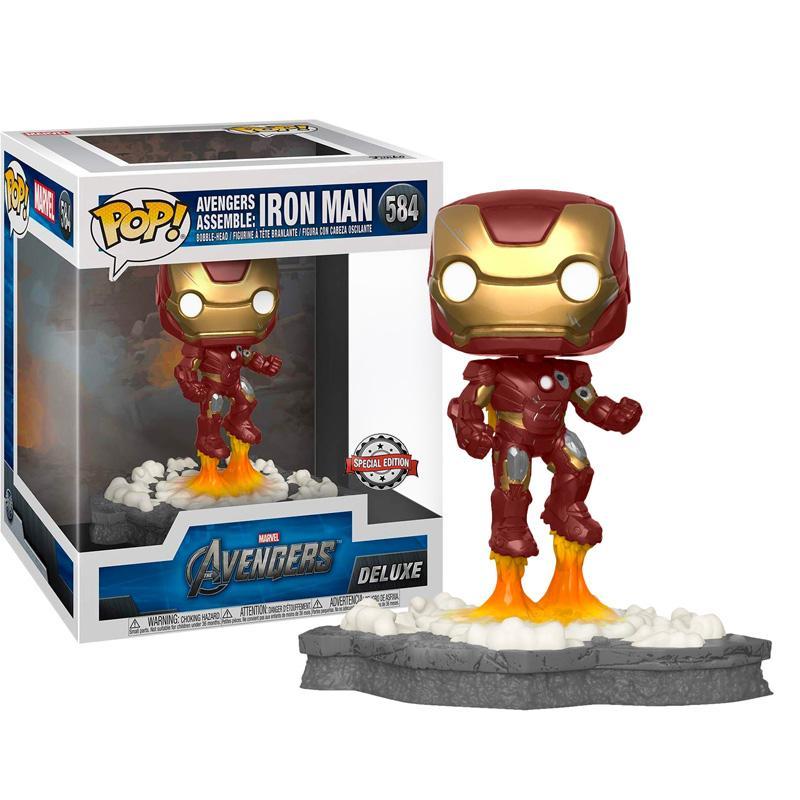 Iron Man Assemble