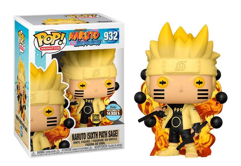Naruto Six Path GLOWS