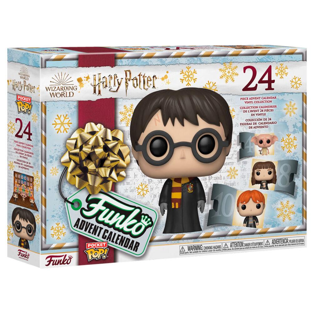 Calendario Adviento Harry Potter