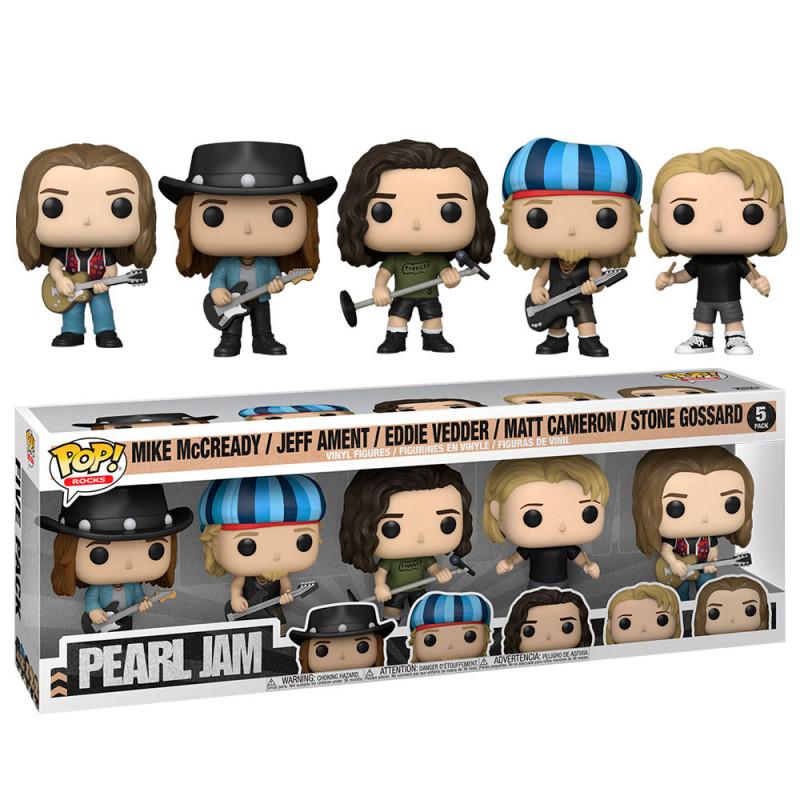 Pack Pearl Jam