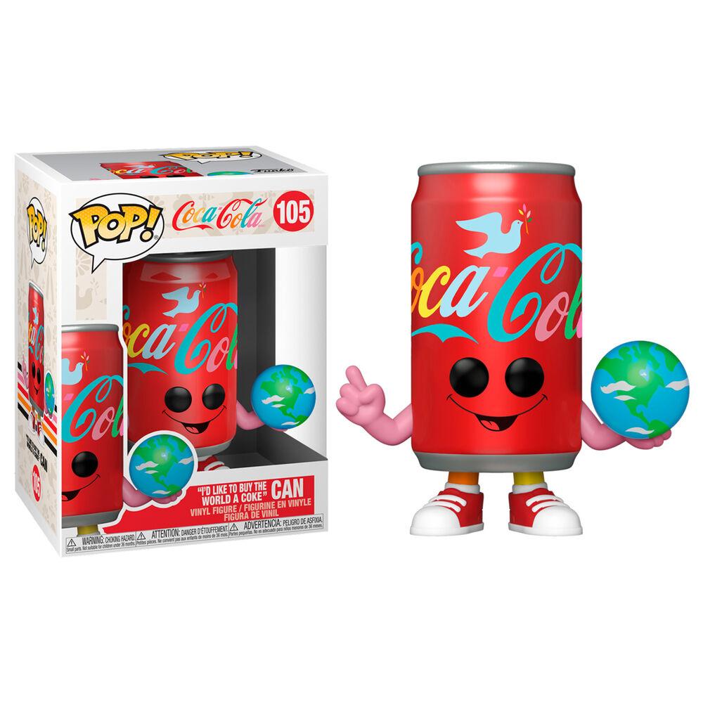 Lata de Coca-Cola mundo