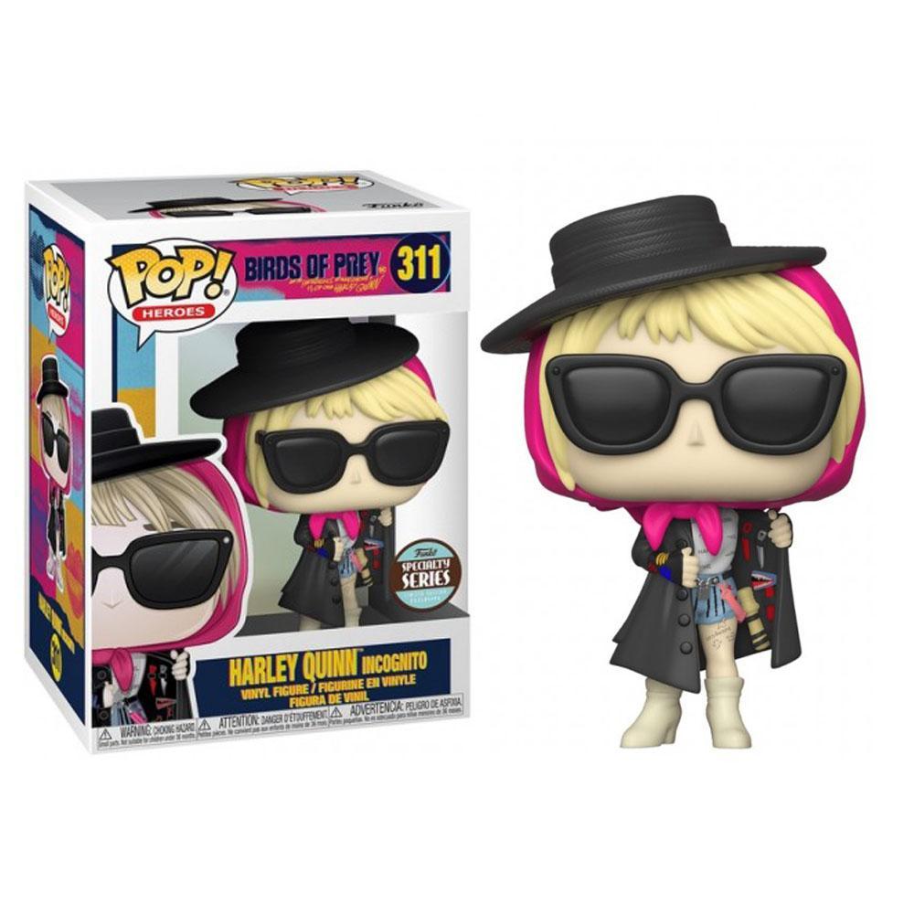 Harley Quinn Incognito