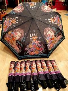 Paraguas Love