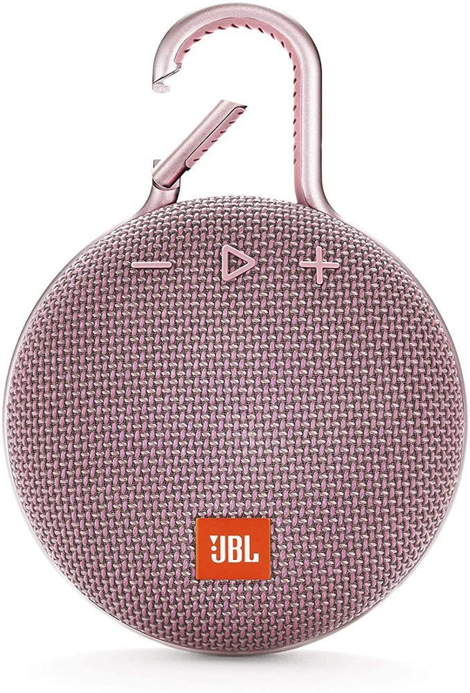 JBL CLIP 3 ALTAVOZ BLUETOOTH - ROSA