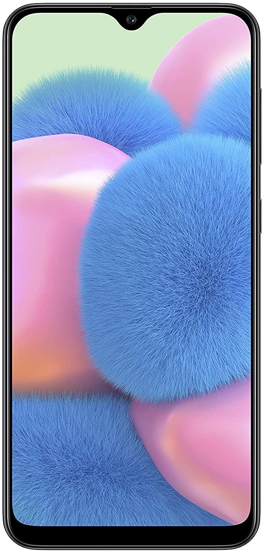 SAMSUNG Smartphone A30S A307F 64GB - NEGRO