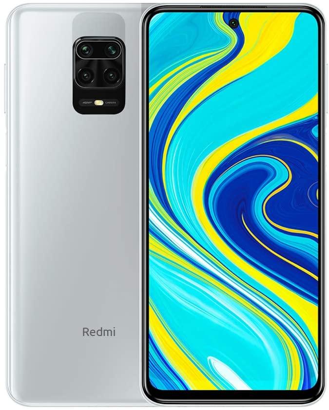 XIAOMI SMARTPHONE REDMI NOTE 9S 6GB 128GB - BLANCO