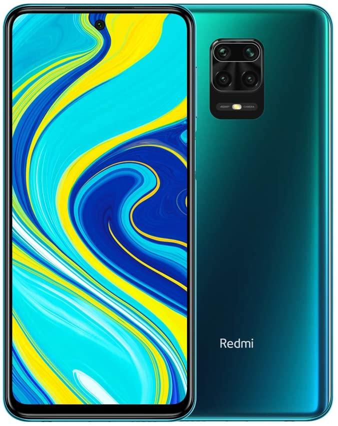 XIAOMI SMARTPHONE REDMI NOTE 9S 6GB 128GB - AZUL