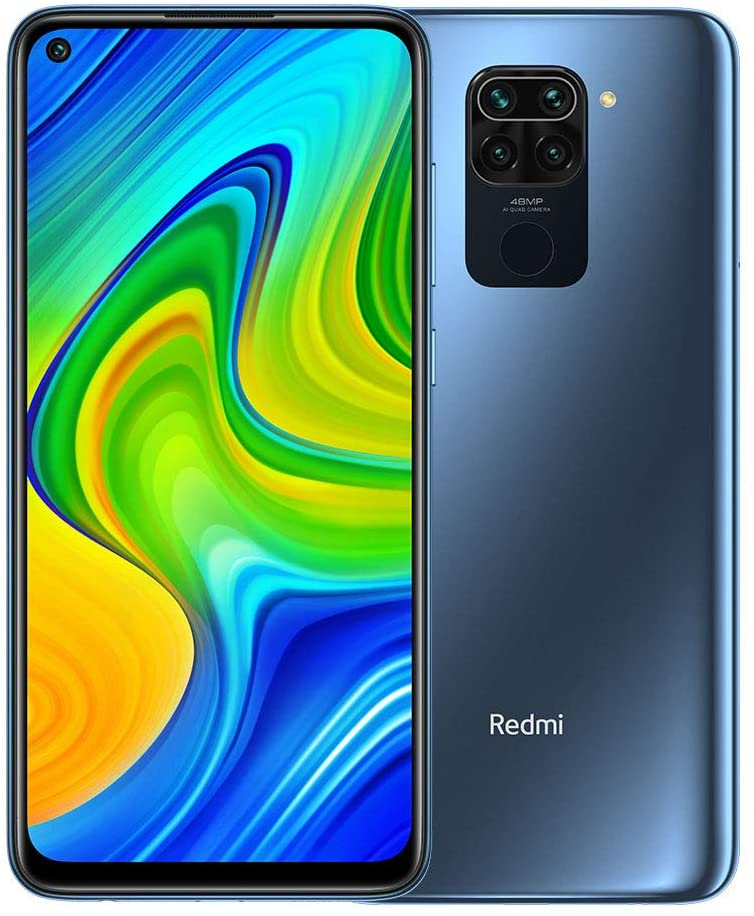XIAOMI SMARTPHONE REDMI NOTE 9 4GB 128GB DS GRIS