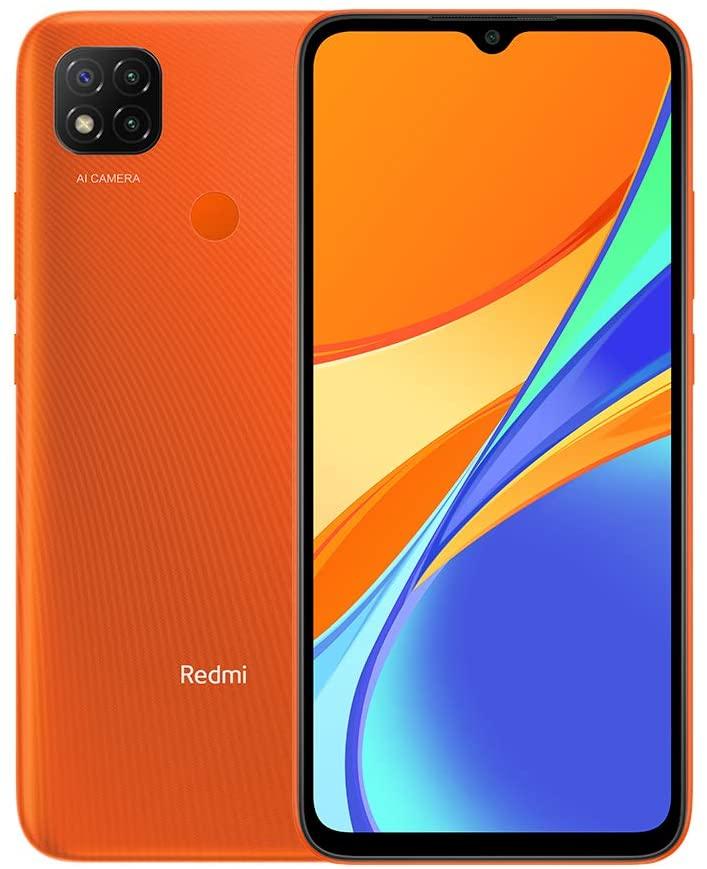 XIAOMI SMARTPHONE REDMI 9C DS 2GB 32GB NARANJA