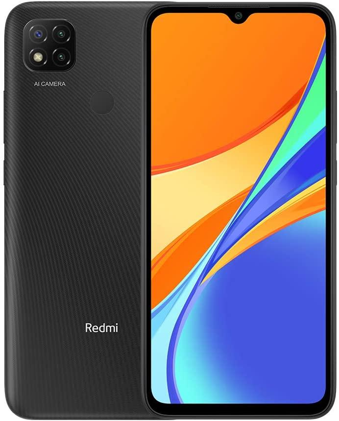 XIAOMI SMARTPHONE REDMI 9C DS 2GB 32GB GRIS