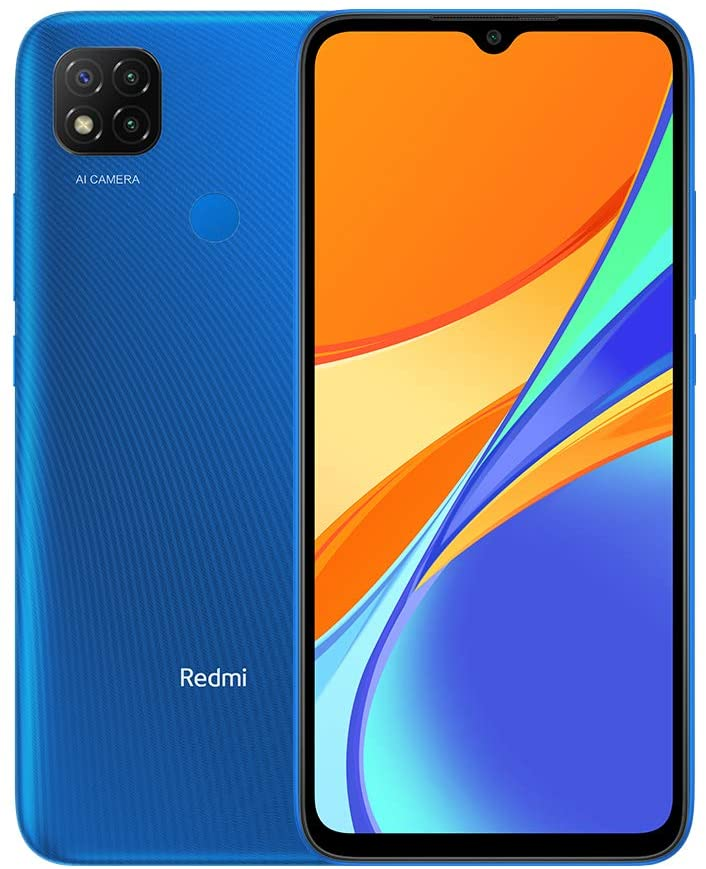 XIAOMI SMARTPHONE REDMI 9C DS 2GB 32GB AZUL