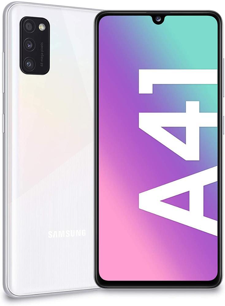 SAMSUNG SMARTPHONE A41 A415 DS 4GB 64GB - BLANCO