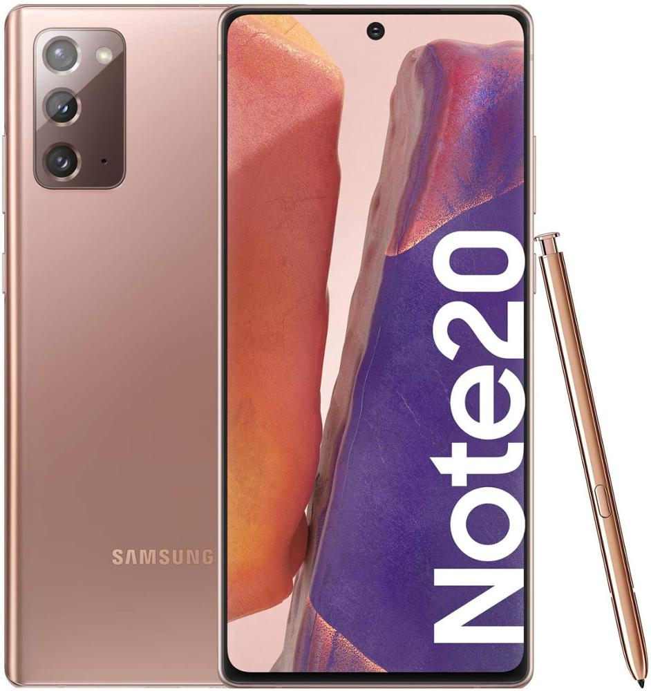 SAMSUNG SMARTPHONE NOTE 20 N981B 5G DS 256GB - BRONCE