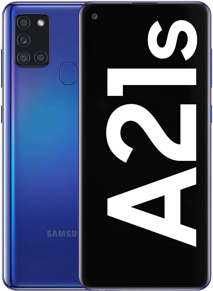 SAMSUNG SMARTPHONE A21S DS A217 4GB 64GB AZUL
