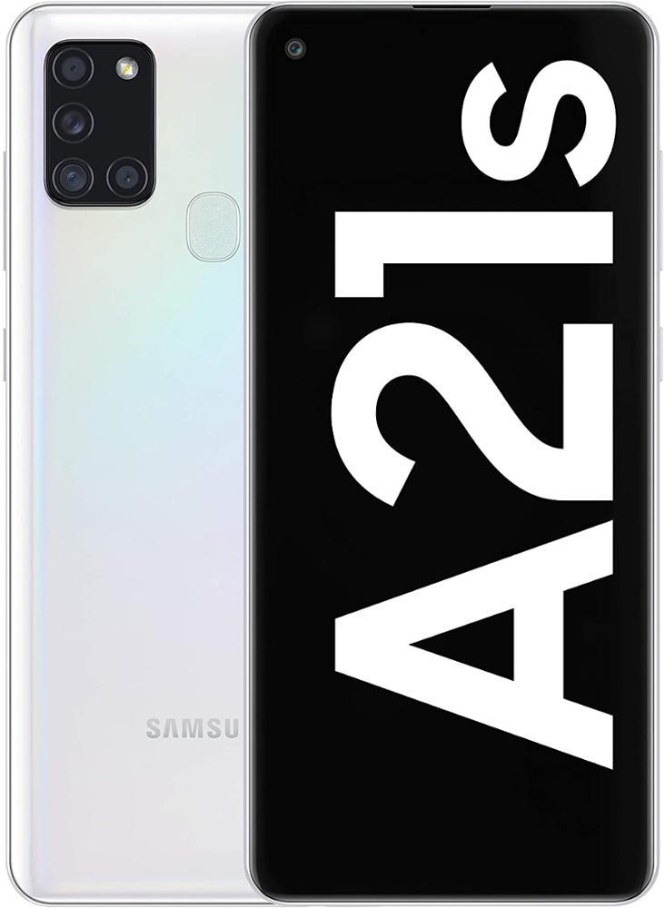 SAMSUNG SMARTPHONE A21S DS A217 4GB 64GB BLANCO