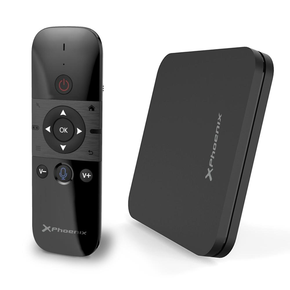 PHOENIX ANDROID TV BOX XDROID TV PHX-DROIDTV 4K 4GB 32GB