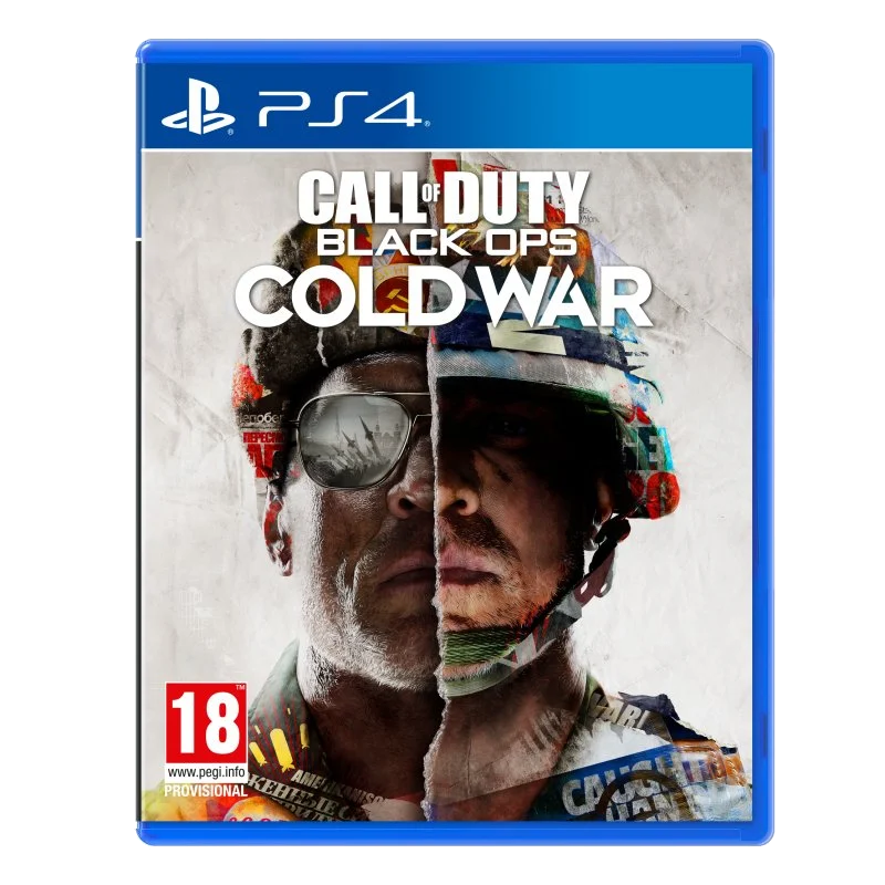 PS4 JUEGO Call of Duty: Black Ops - Cold War