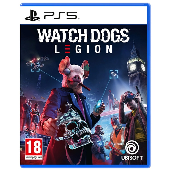 PS5 JUEGO Watch Dogs Legion