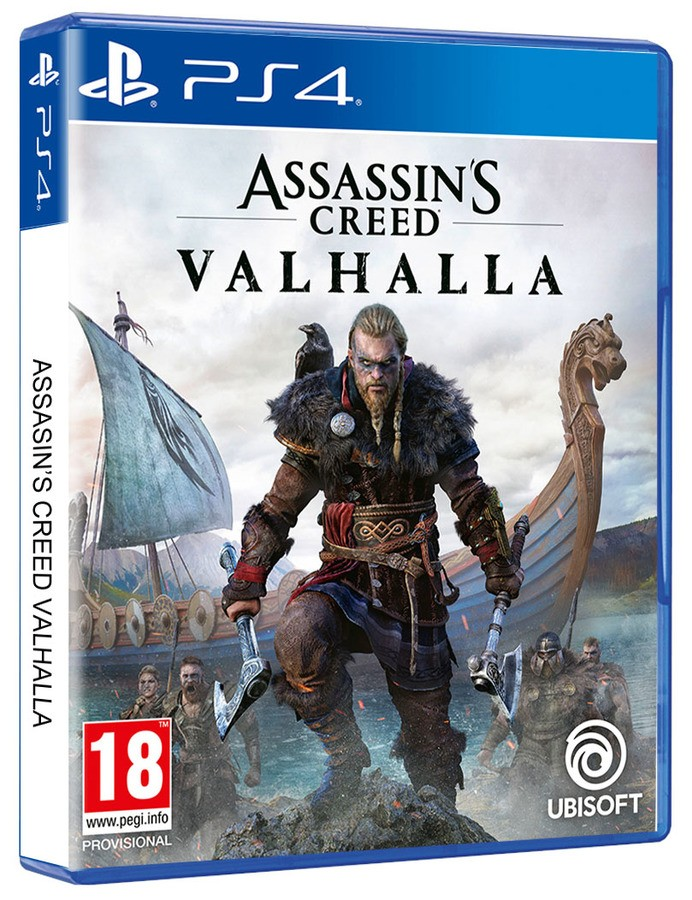 PS4 JUEGO Assassin's Creed: Valhalla Drakkar Ed.