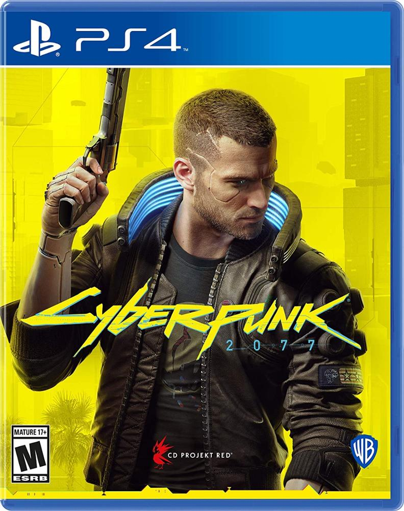 PS4 JUEGO Cyberpunk 2077: Day One Ed. (PREVENTA)