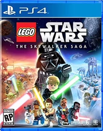 PS4 JUEGO LEGO: Star Wars. La Saga Skywalker (PREVENTA)