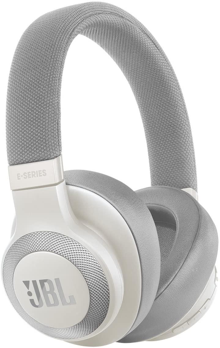 JBL Auriculares E65BTNC - Blanco