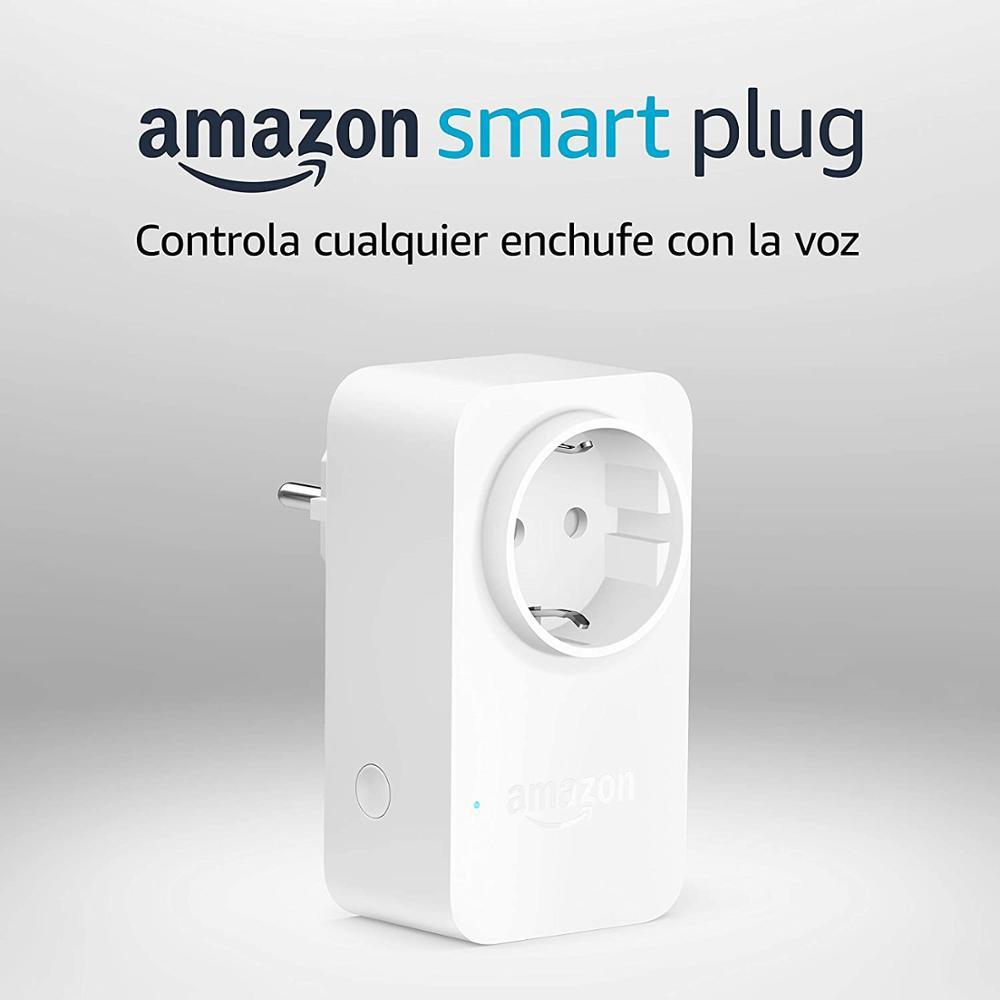 AMAZON Smart Plug Enchufe Inteligente Alexa