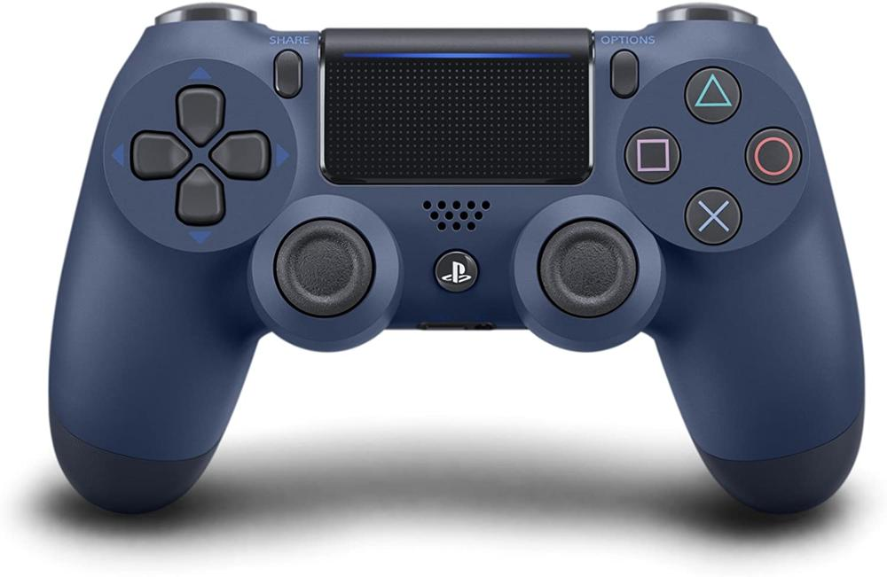 SONY Mando DualShock Controller Midnight Blue V2 SONY Ps4
