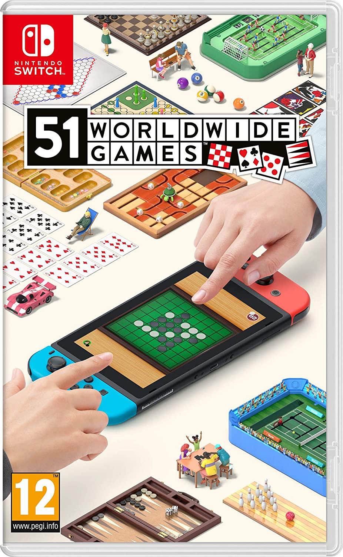 NINTENDO JUEGO Switch 51 Worldwide Games