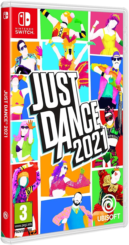NINTENDO JUEGO SWITCH JUST DANCE 2021