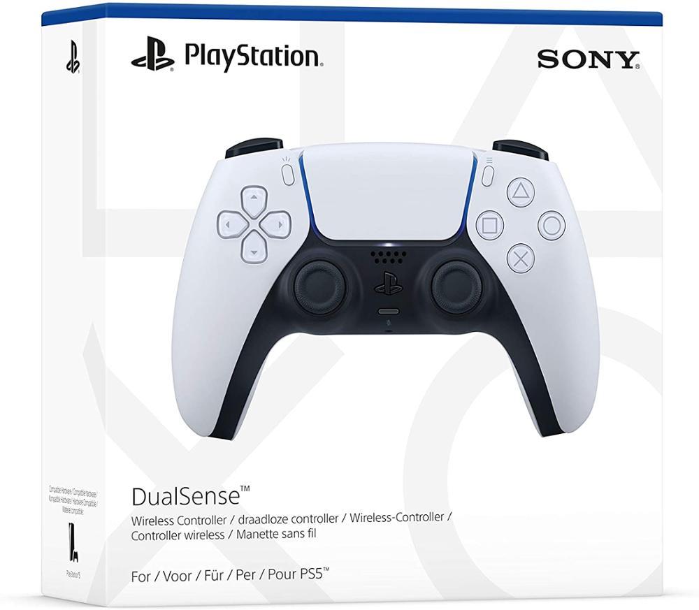 SONY Mando PS5 Dualsense - Blanco