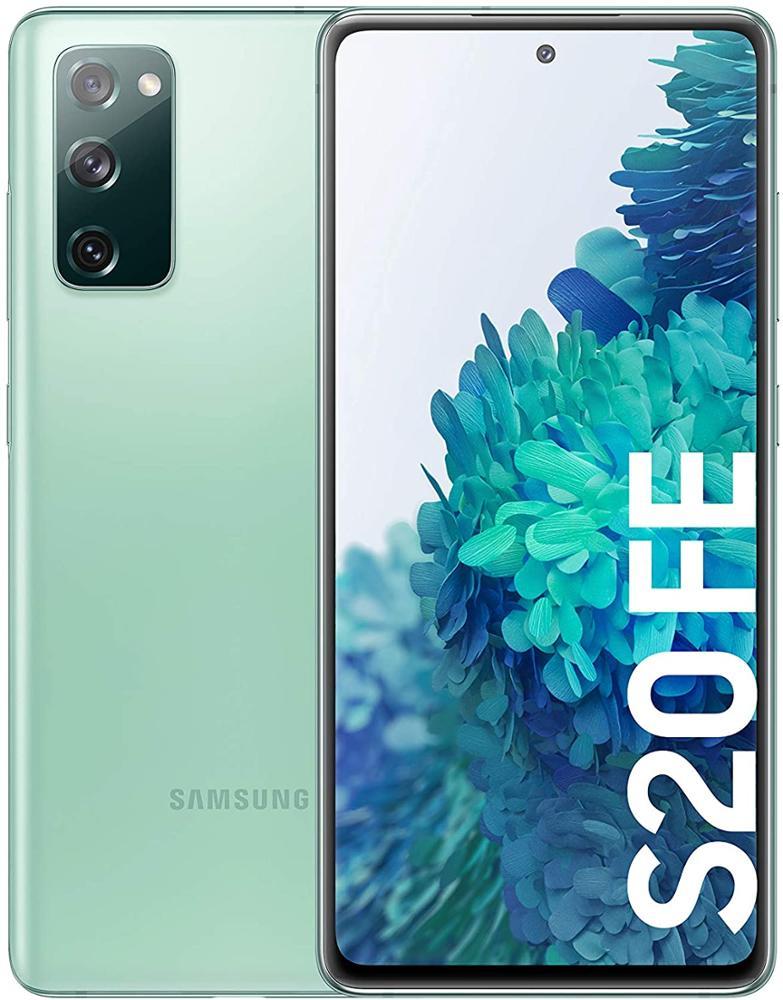 SAMSUNG Smartphone Galaxy S20 FE 6GB 128GB G780F - Verde