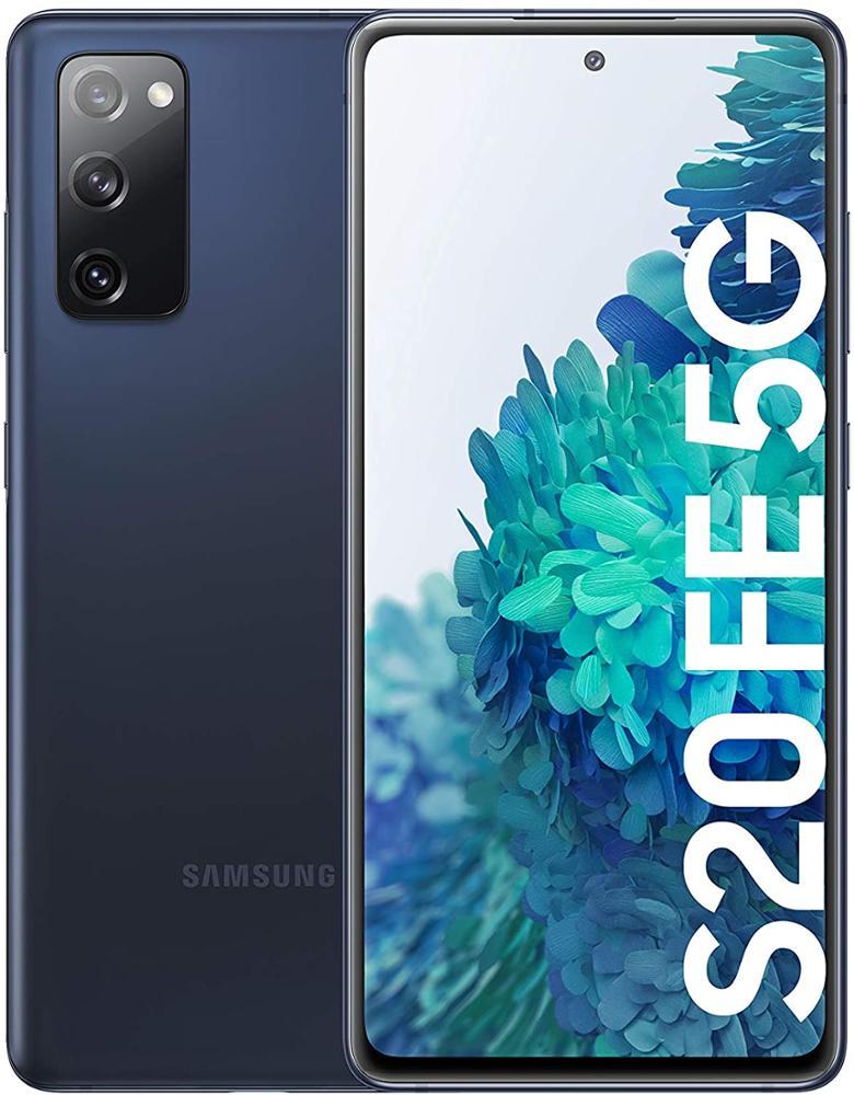 SAMSUNG Smartphone Galaxy S20 FE 5G 6GB 128GB G781B - Azul