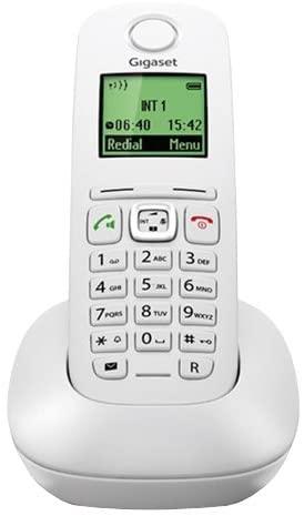 GIGASET Teléfono Fijo Inalámbrico A540 - Blanco