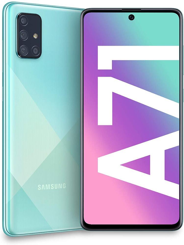 SAMSUNG SMARTPHONE A71 DS 128GB - AZUL