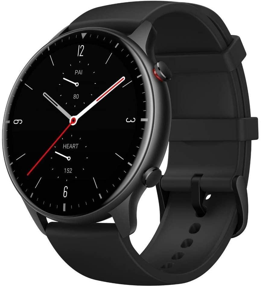 XIAOMI Smartwatch Amazfit GTR 2 47mm Negro Acero Inox Sport