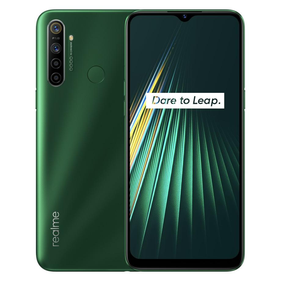 REALME Smartphone Realme 5I 4gb 64gb Verde Bosque
