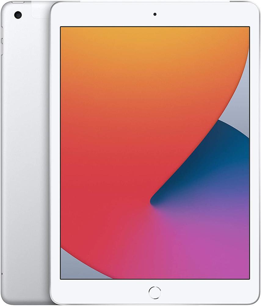 "APPLE iPad 10.2"" 2020 128GB Wifi + Celular - Plata"