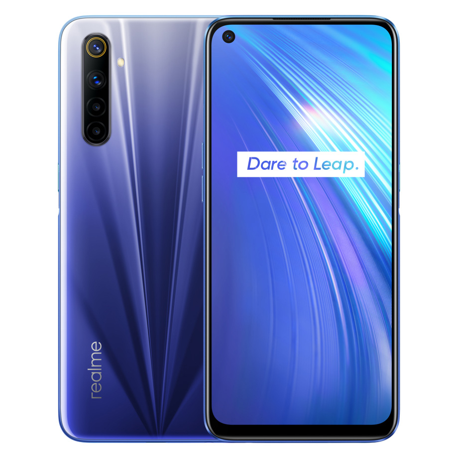 REALME Smartphone Realme 6 8gb 128gb Azul