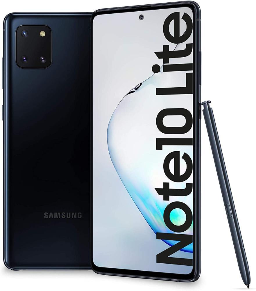 SAMSUNG Smartphone Galaxy Note 10 Lite N770 Dual 128GB Negro