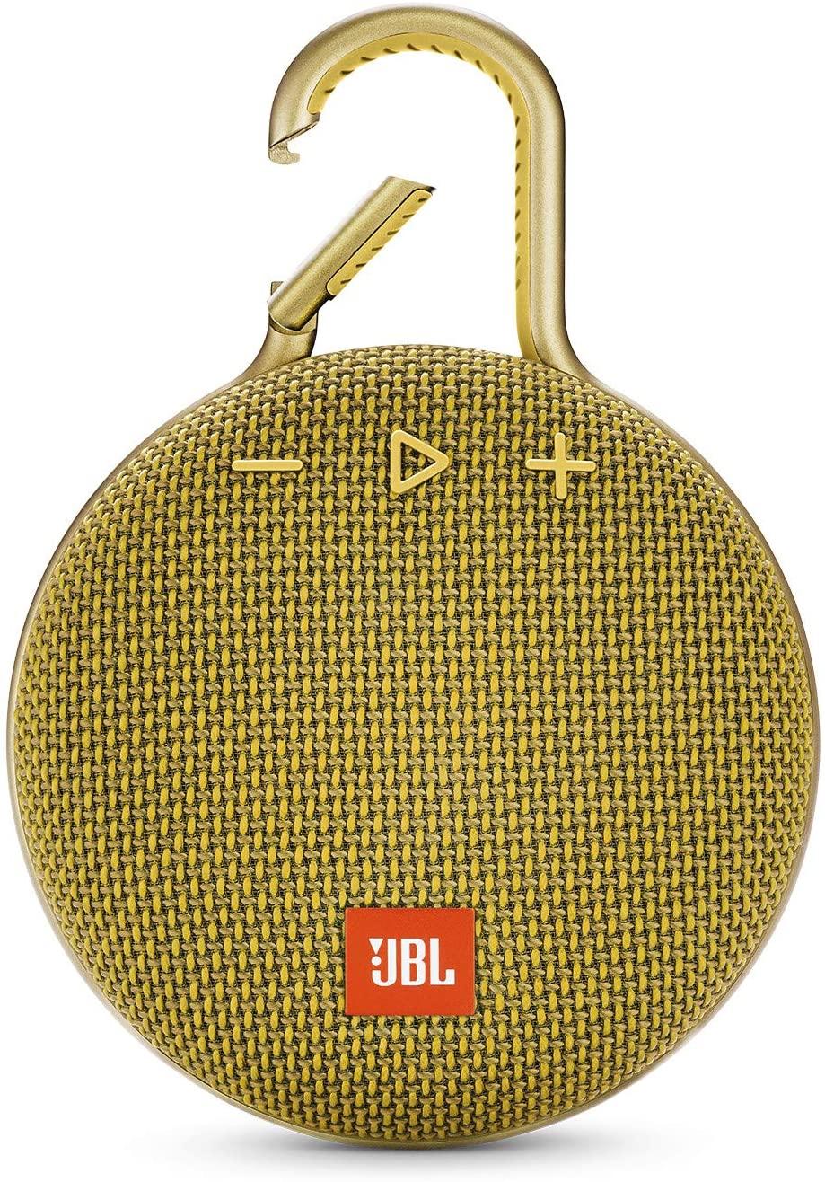 JBL CLIP 3 ALTAVOZ BLUETOOTH - AMARILLO
