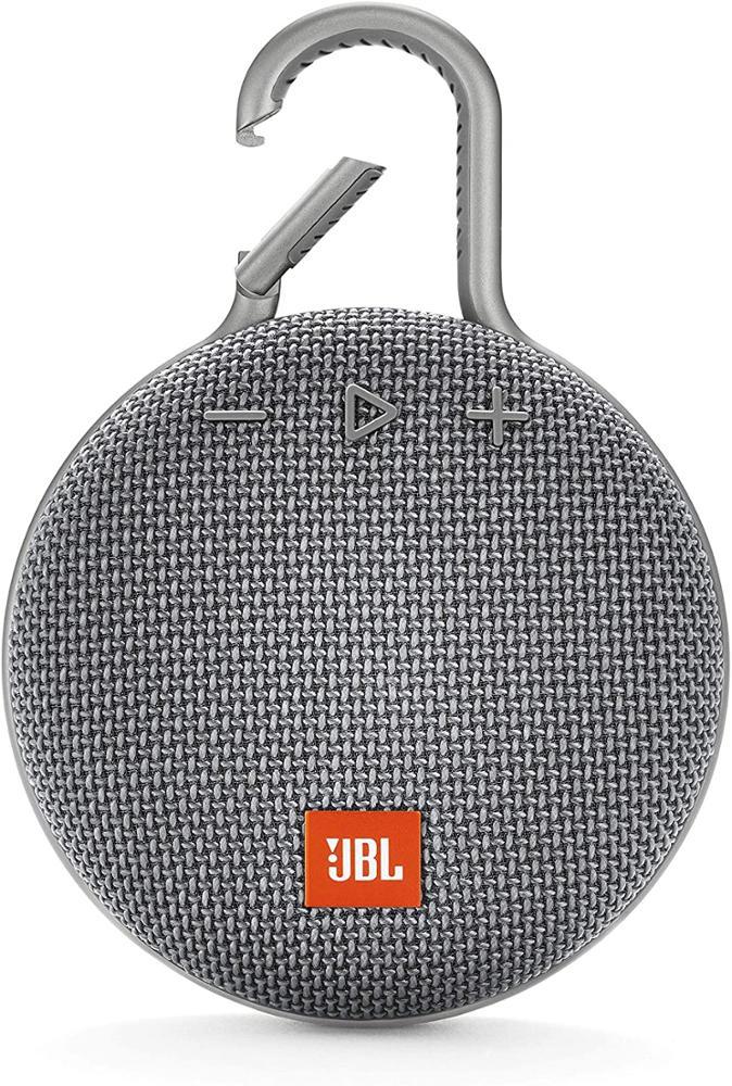 JBL CLIP 3 ALTAVOZ BLUETOOTH - GRIS