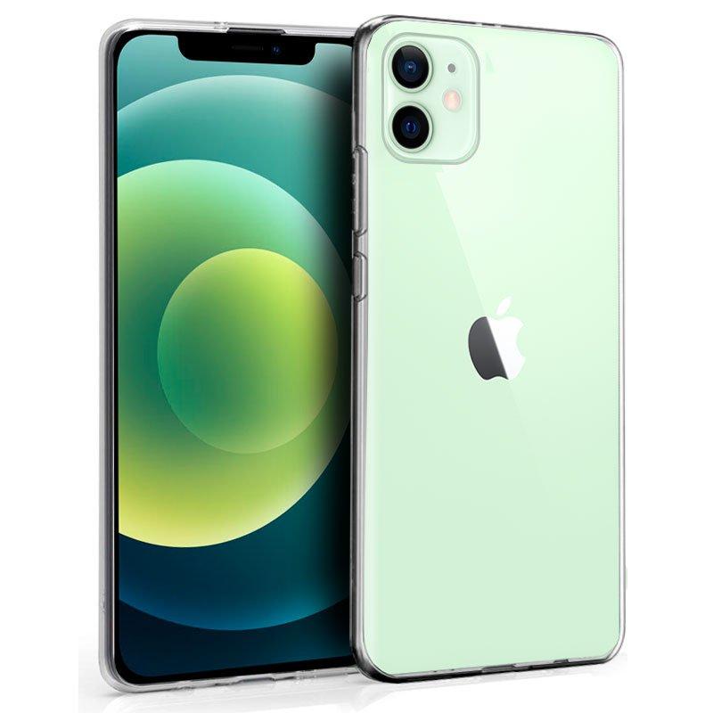 COOL Funda Silicona Apple Iphone 12 / 12 pro (Transparente)